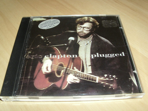 cd eric clapton unplugged (1992)
