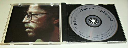 cd eric clapton / unplugged importado