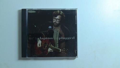 cd eric clapton unplugged ( importado - usa)
