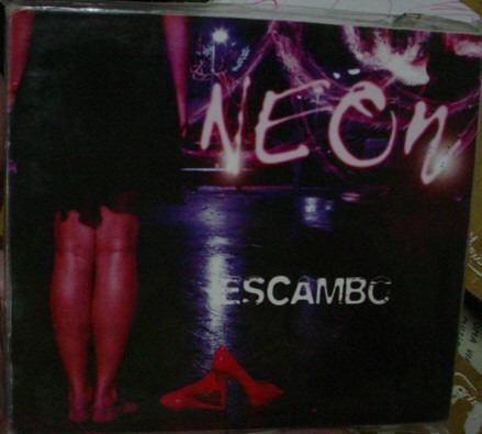cd - escambo - neon - novo e lacrado - b292