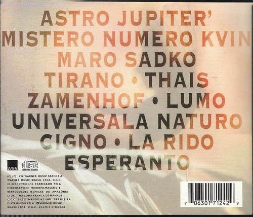 cd esperanto 1996