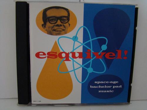 cd - esquivel - (importado)