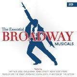cd  essential broadway musicals 2 cds