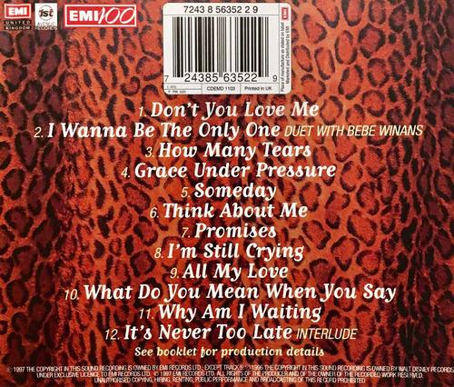 cd eternal before the rain importado uk