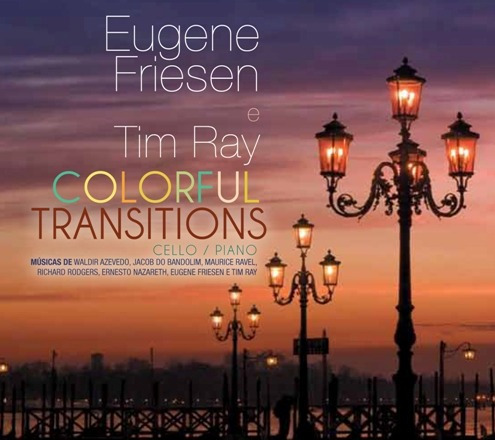 cd eugene friesen ,tim ray colorful transitions