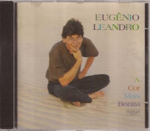 cd eugênio leandro - a cor mais bonita - kuarup discos