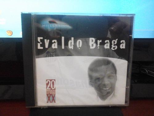 cd evaldo braga série millennium