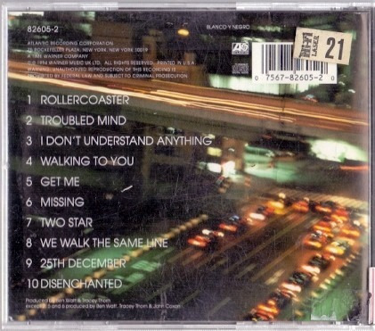 Cd - Everything But The Girl - Amplified Heart (21)