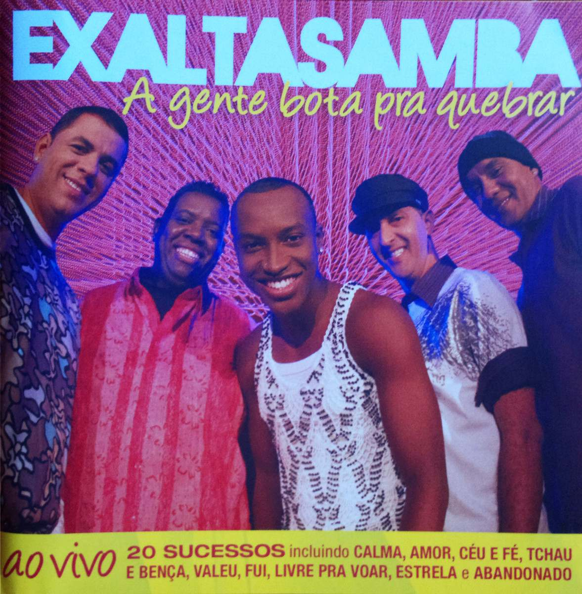 o ultimo cd do exaltasamba 2012