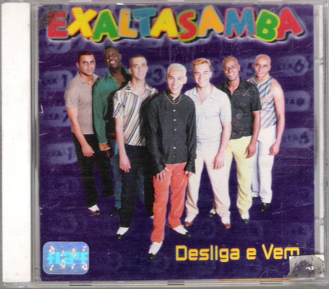 cd exaltasamba 2000