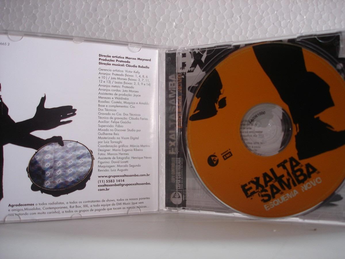 cd de exaltasamba esquema novo