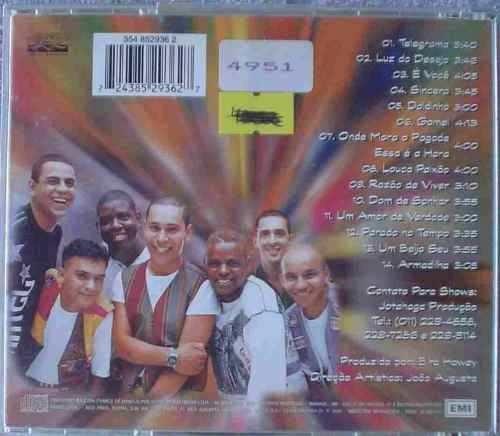 cd completo exaltasamba luz do desejo