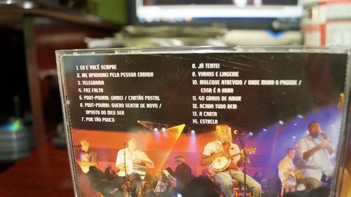 cd exaltasamba todos os sambas ao vivo