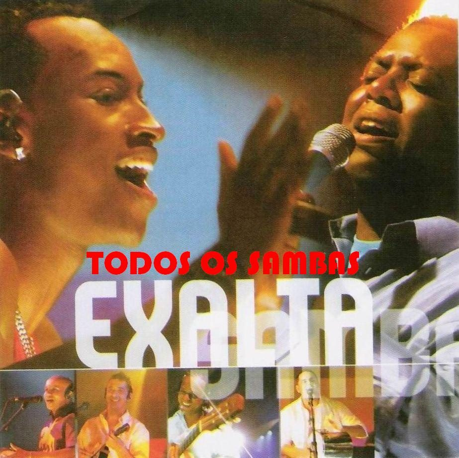 EXALTASAMBA DOWNLOAD CD SAMBAS TODOS GRATUITO OS