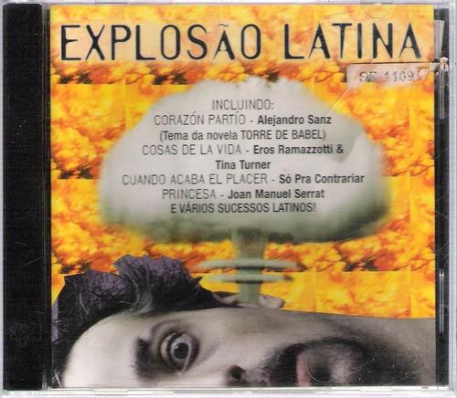 cd - explosão latina