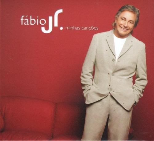 cd fábio jr. - minhas canções