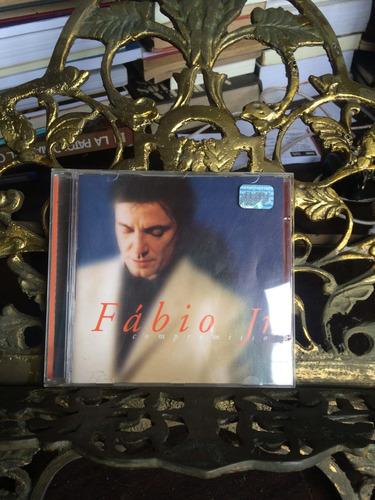 cd - fabio junior - compromisso