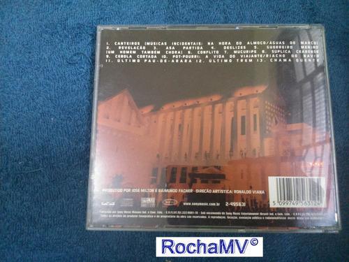 cd fagner - ao vivo volume 1