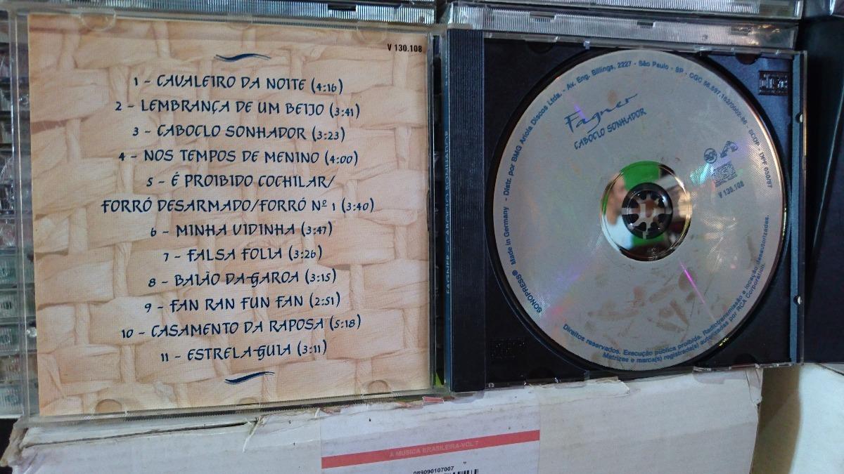 gratis cd fagner caboclo sonhador