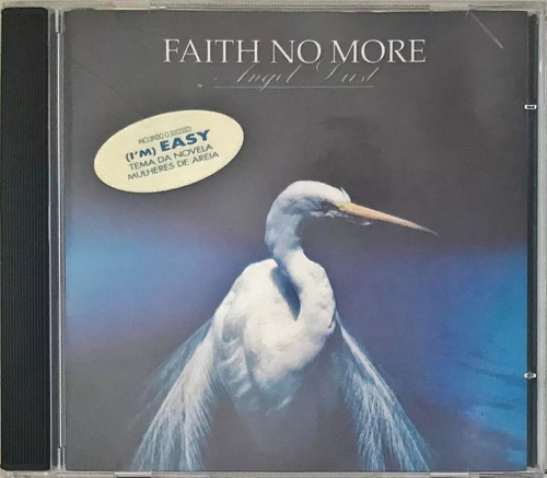 cd faith no more angel dus