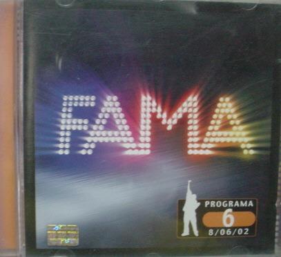 cd   fama  -  programa  6   - novo e lacrado  -  b116