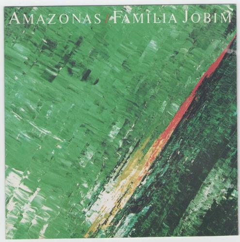 cd familia jobim - amazonas = sábia - estrada do sol