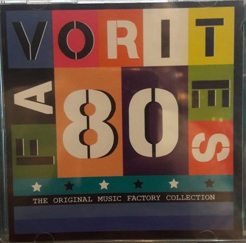 cd favorites 80 the original / varios (2013)