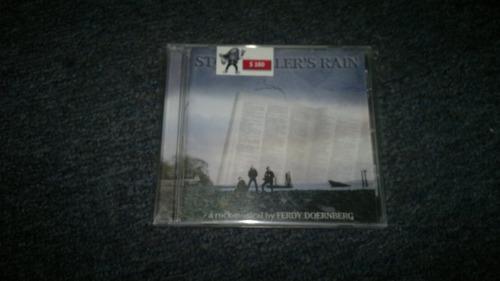 cd ferdy doernberg storytellers rain importado en formato cd