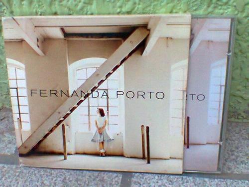 cd fernanda porto  ---   2002   (frete grátis)