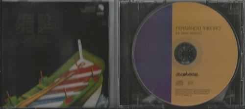 cd fernando ribeiro - em mar aberto - 1976 - 2011