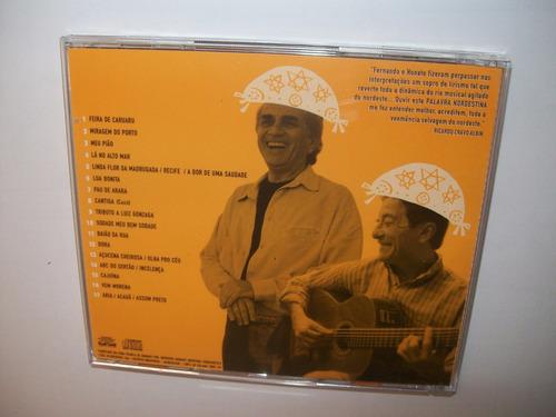 cd - fernando rocha & nonato luiz - palavra nordestina