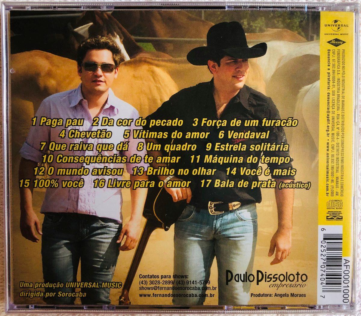 cd fernando e sorocaba vendaval 2009