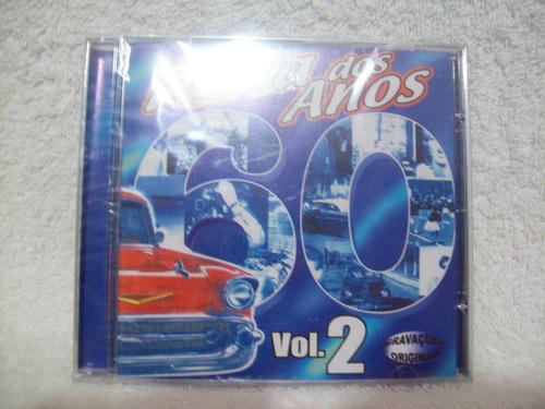 cd festa dos anos 60- volume 2- lacrado de fábrica