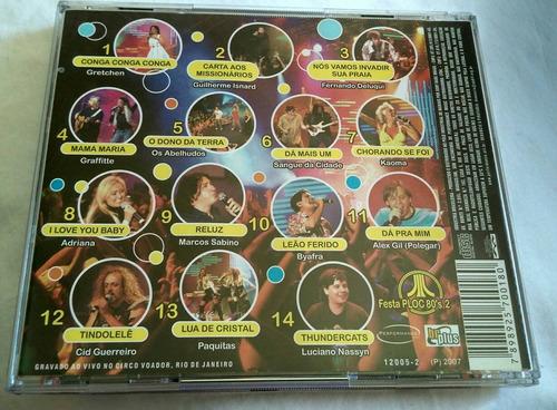 cd festa ploc 80's 2 (hbs)