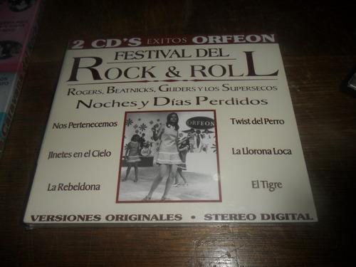 cd festival del rock androll nuevo