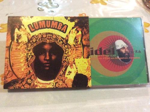 cd fidel y hermanos lumumba
