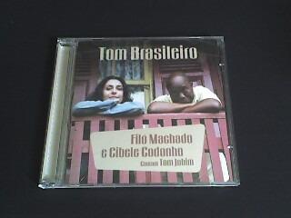 cd filó machado e cibele codonho tom brasileiro (original)