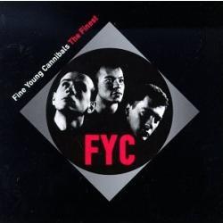 cd fine young cannibals - the finest (14 sucessos) importado