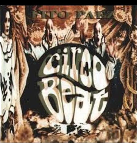 cd fito páez  circo beat  nuevo cerrado fabrica