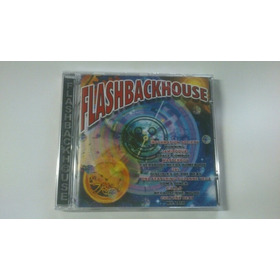 Cd Flash Back House Fieldzz Lacrado!