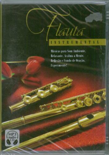 cd flauta instrumental