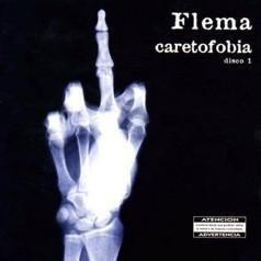 cd flema - caretofobia 1 (2011)