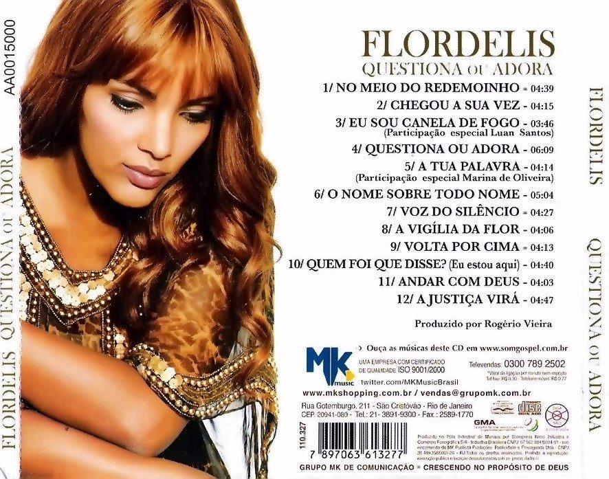 o cd da flordelis questiona ou adora