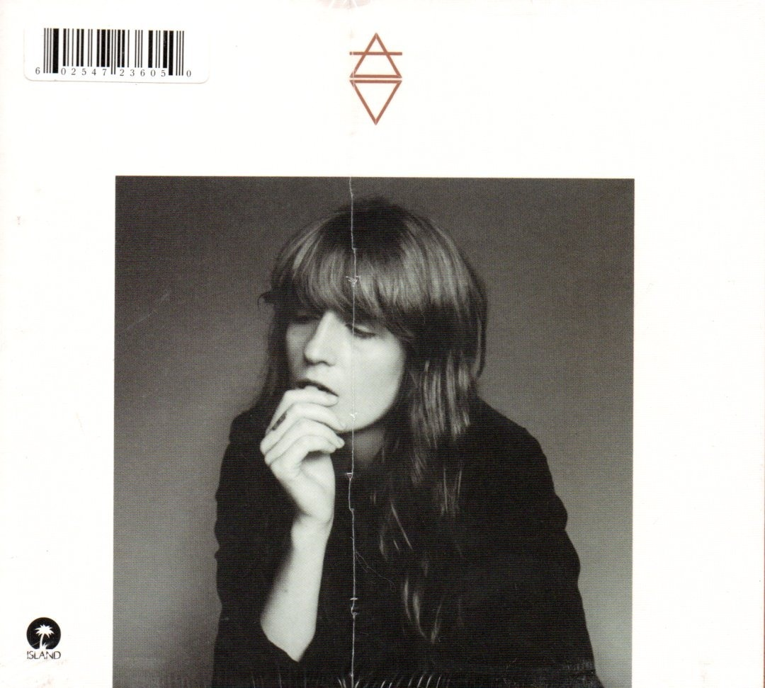 Cd Florence + The Machine How Big, How Blue, How Beautiful - R$ 68 ...