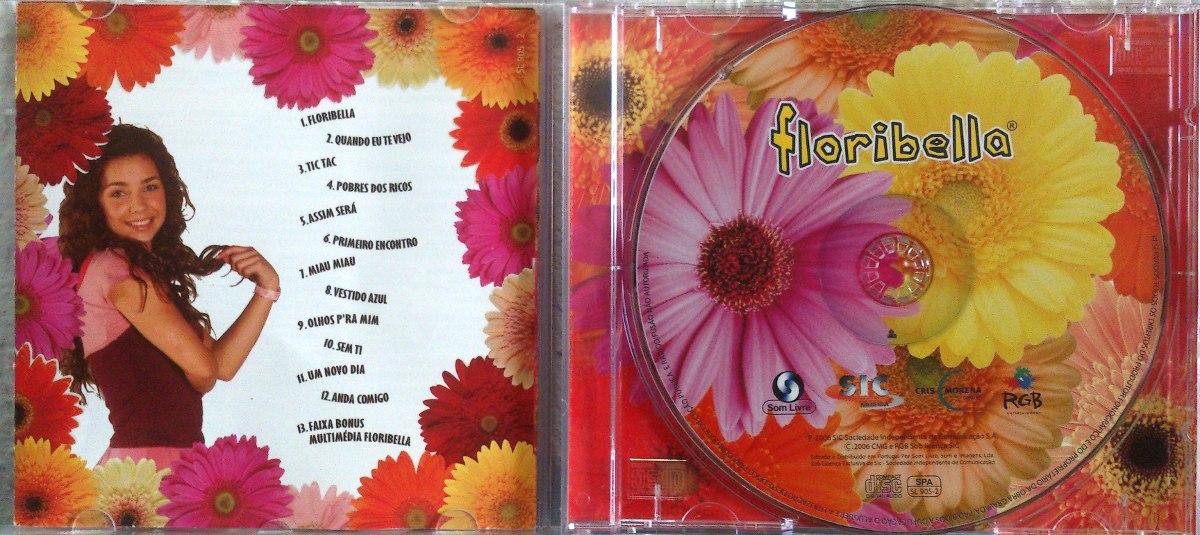 cd da floribella