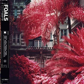 cd foals everything not... 2019