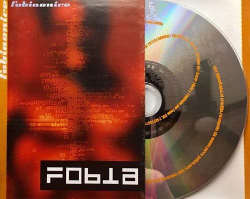 cd fobia on ice