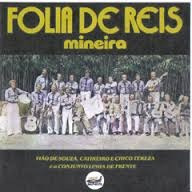 cd - folia de reis mineira