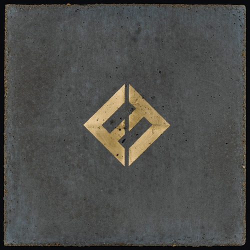 cd foo fighters concrete and gold nuevo 2017 en stock