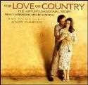 cd for love or country (score) / o.s.t.